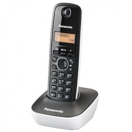 PANASONIC telefon KX-TG1611FXW White